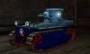T1 Cunningham #3 для игры World Of Tanks