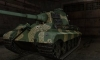 Pz VIB Tiger II #25 для игры World Of Tanks