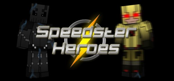 Speedster Heroes для Майнкрафт 1.8.9