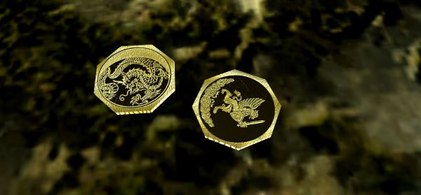 Реплейсер монет для TES V: Skyrim
