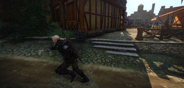 Sprinting Tweaks для Ведьмак 3