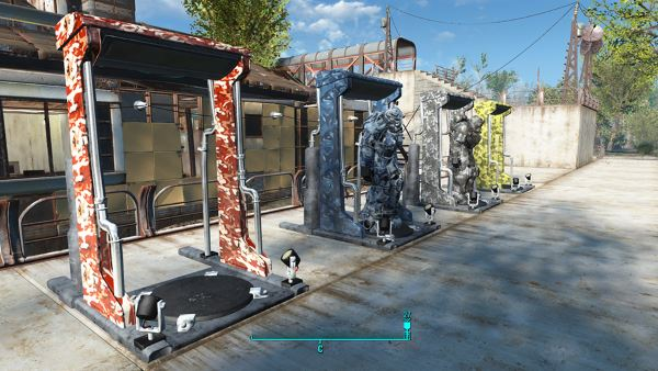 ��������� ������ ��� �� - Display Retexture ��� Fallout 4