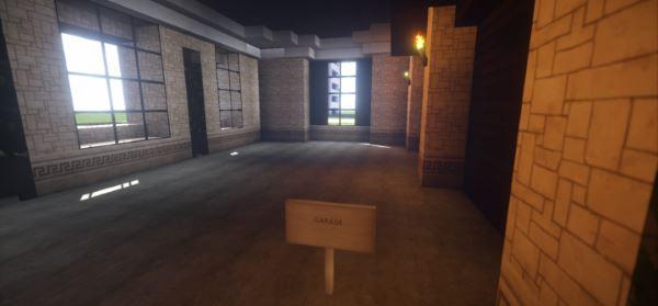 Desert House для Майнкрафт 1.10.2
