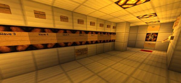 Villager Fight для Майнкрафт 1.10.2