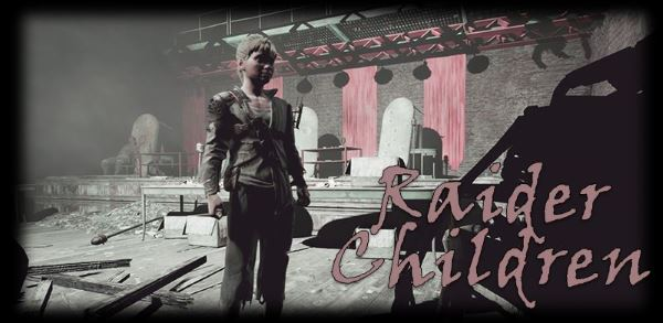 Дети Рейдеры для Fallout 4