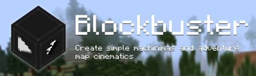 Blockbuster для Майнкрафт 1.10.2