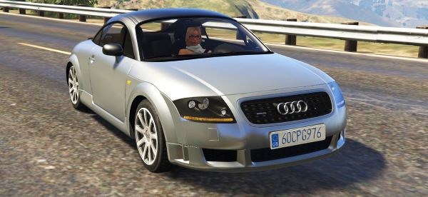 Audi TT Mk1 [Add-On / Replace] для GTA 5