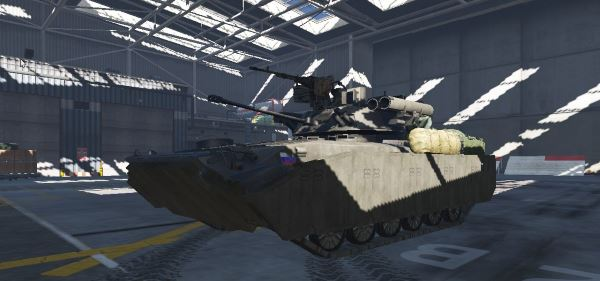 BMP-2 [Replace] для GTA 5