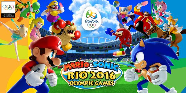NoDVD для Mario & Sonic at the Rio 2016 Olympic Games v 1.0