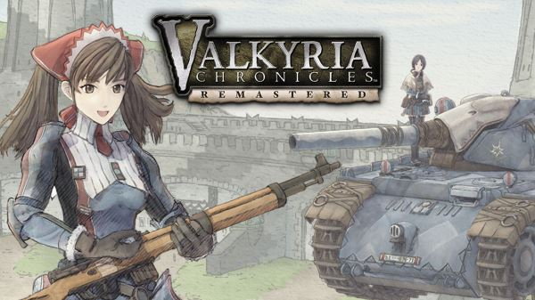 Сохранение для Valkyria Chronicles Remaster (100%)