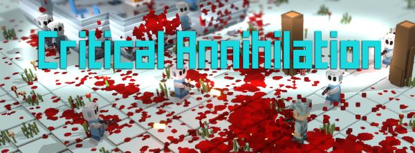 Трейнер для Critical Annihilation v 1.0 (+12)