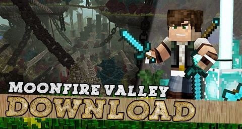 Moonfire Valley для Майнкрафт 1.10.2