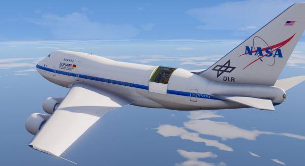 Boeing 747 для GTA 5