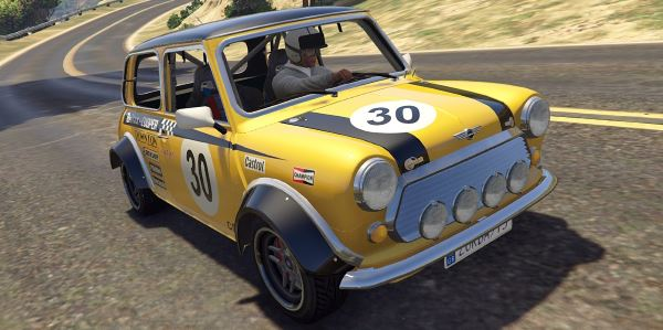 Mini Cooper S Mk2/Mk7 Miglia [Add-On | Tuning | Livery] для GTA 5