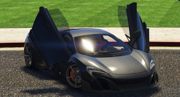 2016 McLaren 675LT Coupe для GTA 5