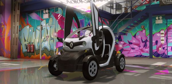 2012 Renault Twizy [Add-On | F1 Tuning | HQ] для GTA 5