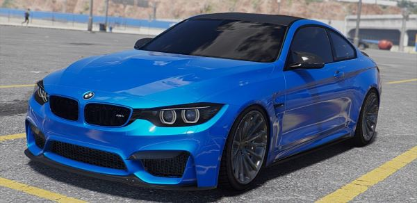 2015 BMW F82 M4 [Add-On | Tuning] для GTA 5