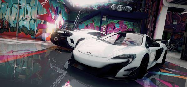 2017 McLaren MSO HS (688HS) для GTA 5