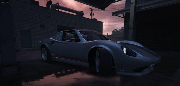 Veloce GTS-8 для GTA 5