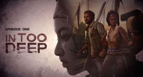 Сохранение для The Walking Dead: Michonne - Episode 1: In Too Deep (100%)