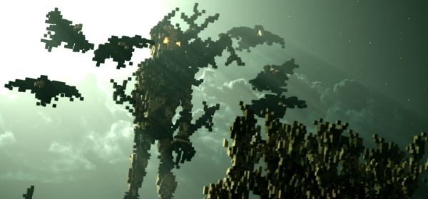 Scarecrow's Revenge для Майнкрафт 1.10.2