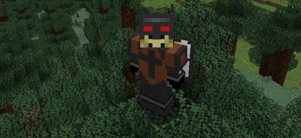 Jump Glider Armor для Майнкрафт 1.10.2