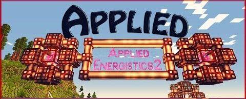 Applied Energistics 2 для Майнкрафт 1.10.2