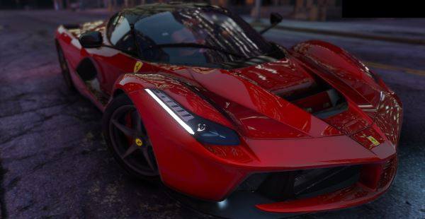 2015 Ferrari LaFerrari [Add-On] для GTA 5