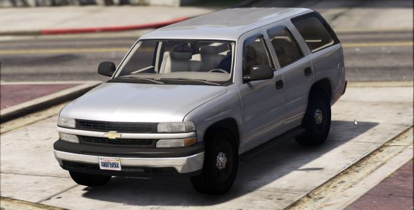 2006 Chevy Silverado Suburban [Replace] для GTA 5