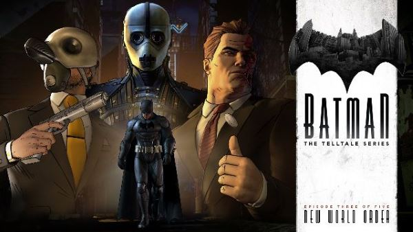 Сохранение для Batman: The Telltale Series - Episode 3 (100%)