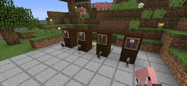 Baconators для Майнкрафт 1.10.2