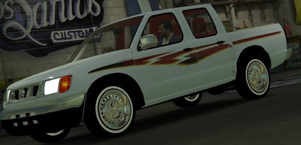 1998 Nissan Datsun [BETA] для GTA 5
