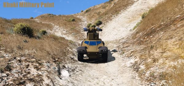 Panhard Crab Armored Recon [Add-On] для GTA 5