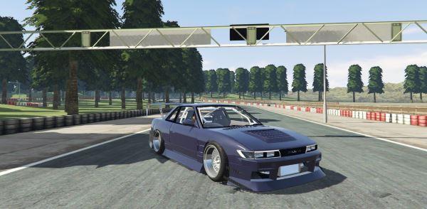 1991 Nissan S13 240sx для GTA 5
