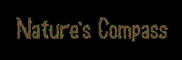 Nature's Compass для Майнкрафт 1.10.2