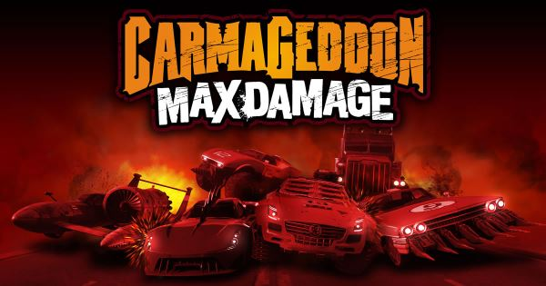 Сохранение для Carmageddon: Max Damage (100%)