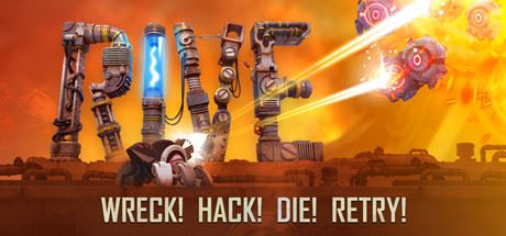 Трейнер для RIVE - Wreck! Hack! Die! Retry! v 1.0 (+1)