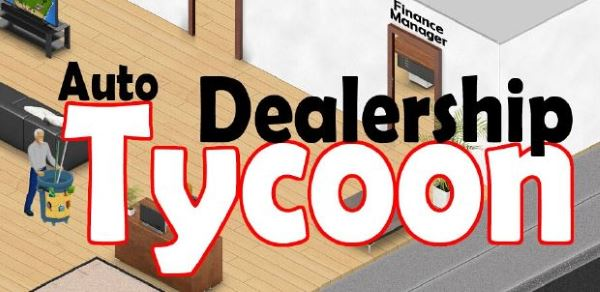 Трейнер для Auto Dealership Tycoon v 1.0 (+1)