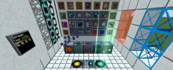 RFTools для Майнкрафт 1.10.2