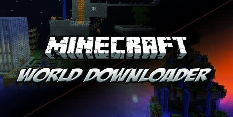World Downloader для Майнкрафт 1.10.2