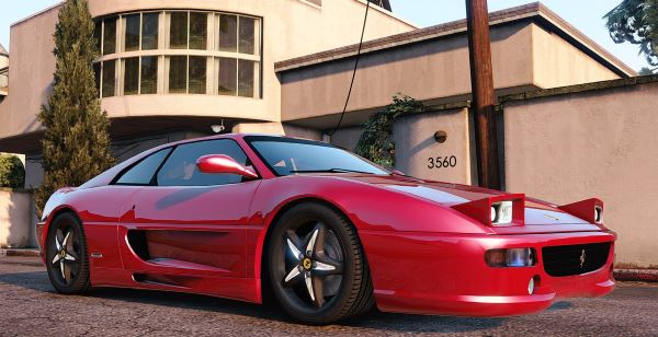 Ferrari F355 F1 Berlinetta [Add-On] для GTA 5