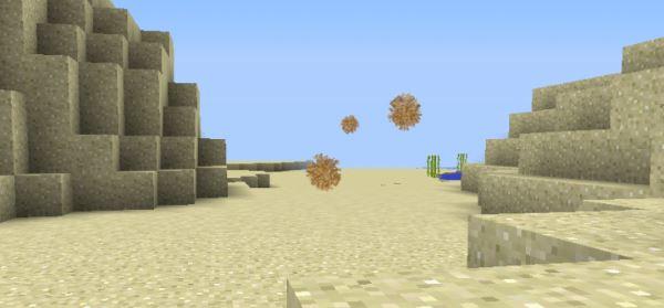 Tumbleweed для Майнкрафт 1.10.2