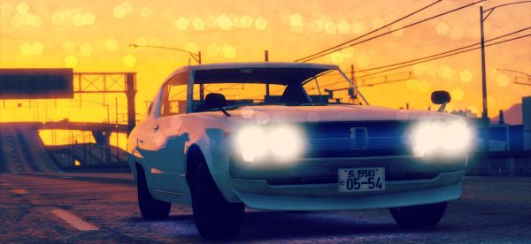 Nissan Skyline GSX C110 [Add-On / Replace] для GTA 5