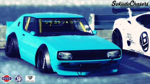 Nissan Skyline GT-R C110 Libertywalk [Add-On / Replace] для GTA 5