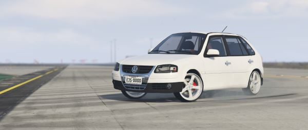Volkswagen Gol G4 Power для GTA 5