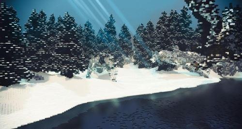 Wildhunt для Майнкрафт 1.10.2
