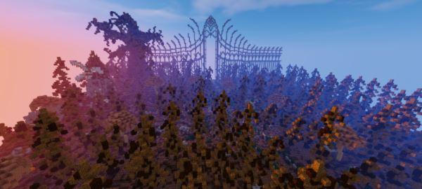 Gate of Loneliness для Майнкрафт 1.9.4