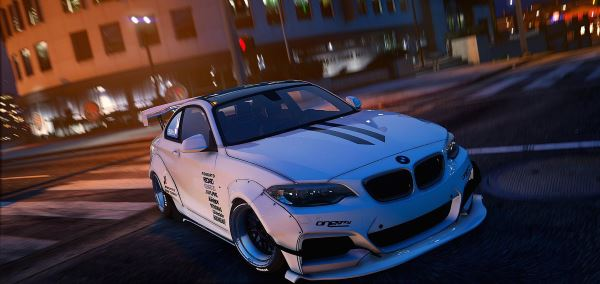 BMW M235i 69Works Design ft. REBORN Team [Add-On] для GTA 5