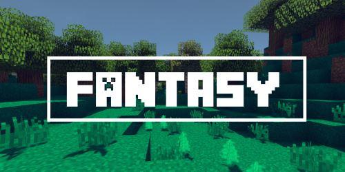 Fantasy для Майнкрафт 1.10.2