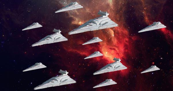 Star Destroyer для Майнкрафт 1.10.2